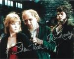 Ron Moody & Shani Wallis (Oliver) - Genuine Signed Autograph 6745